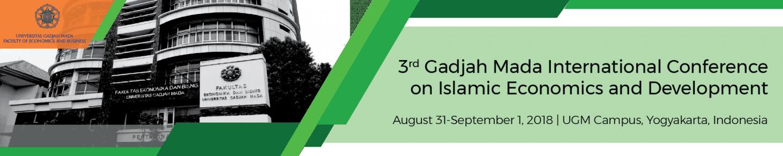 3rd GAMA ICIED – 2018